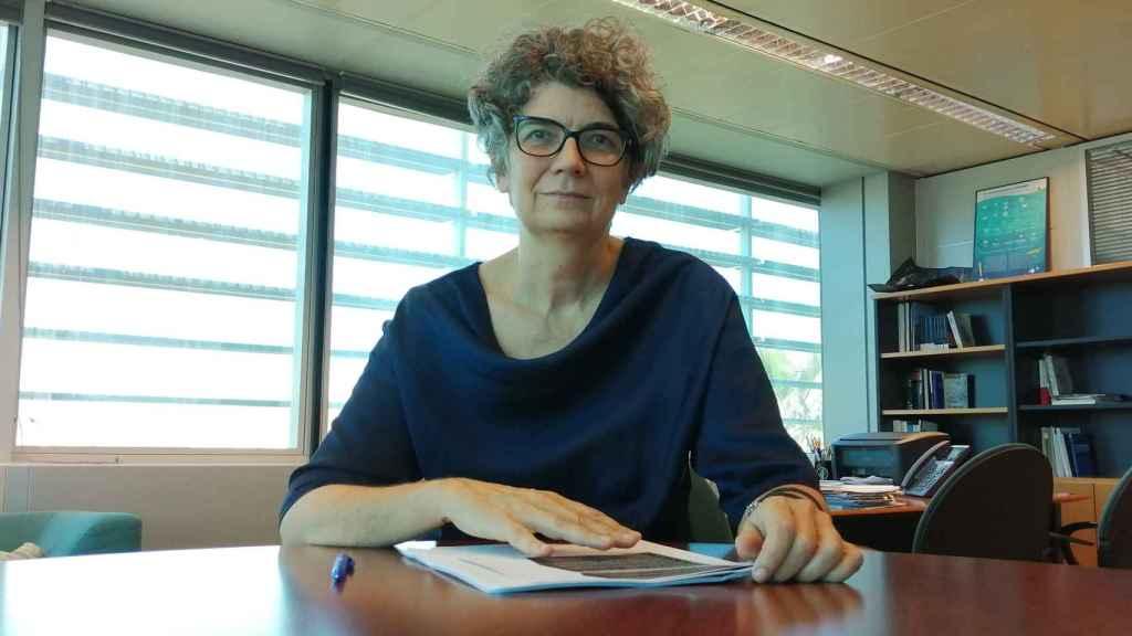 La secretaria autonómica de Universidad, Investigación y Política Lingüística, Agustina Vilaret.