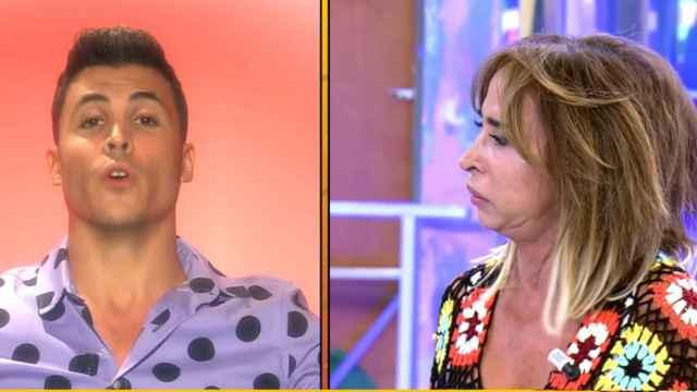 Kiko Jiménez pide a María Pariño que aclare por qué Mediaset ha vetado a Sofía Suescun