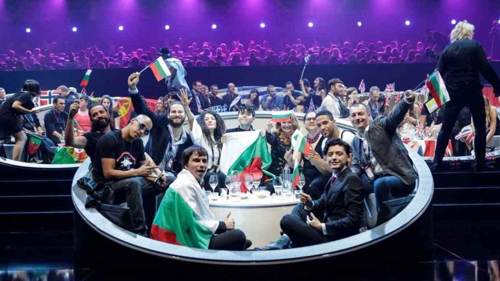 'La delegación', la miniserie sobre Eurovisión que busca dar el salto a plataformas