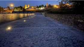 Puente valladolid arevalo Luis Jose Martin Garcia Sancho