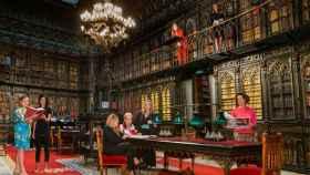Senadoras ppcyl biblioteca