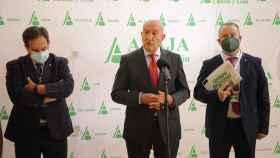 JL Leal  ICAL . Asaja de Castilla y León celebra en Zamora su X Consejo Regional