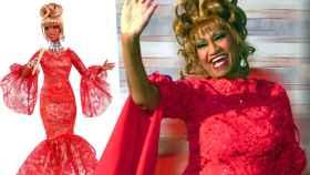 Celia Cruz ya tiene su propia versión oficial de muñeca Barbie.