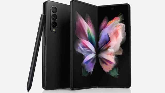 Galaxy Z Fold3 5G, así es el smartphone plegable más avanzado de Samsung