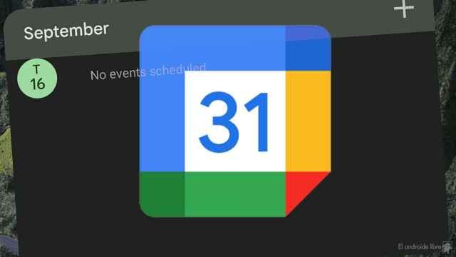 Calendario de Google recibe a Material YOu