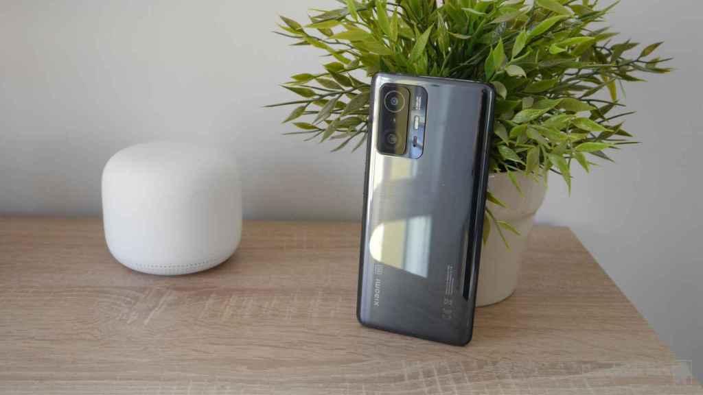 Xiaomi 11T Pro parte trasera
