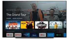 Canales gratuitos para Google TV