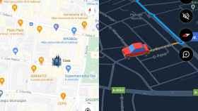Cómo cambair el icono de tu coche o de tu casa en Google Maps