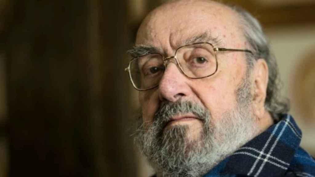 Alfonso Sastre: Foto: fundacionautor.org