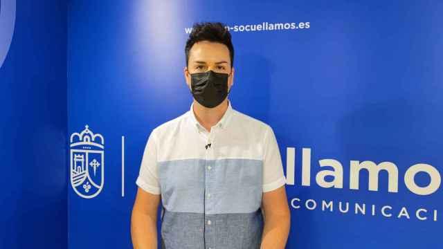 Pedro Arrabales, concejal de Cultura de Socuéllamos (Ciudad Real).