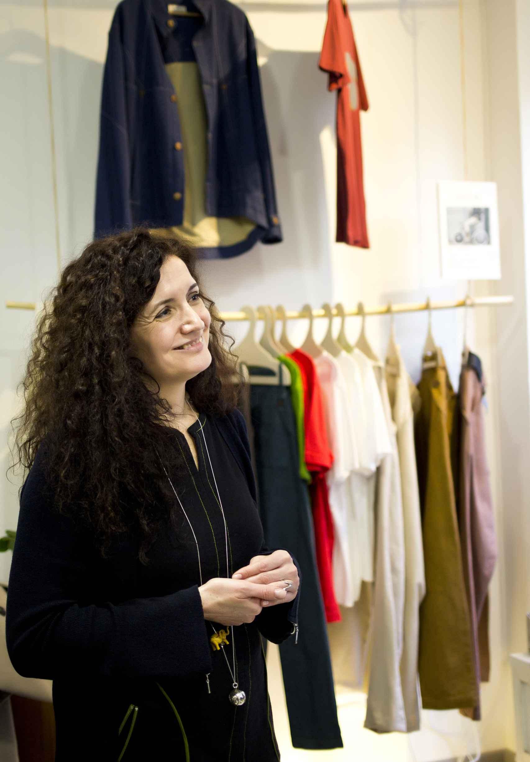 Paloma G. López, directora The Circular Project