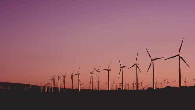 Energía eólica.