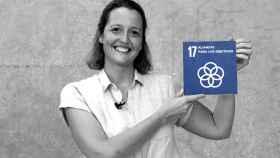 Alexandra Mitjas, directora de Ashoka, red de emprendimiento social.