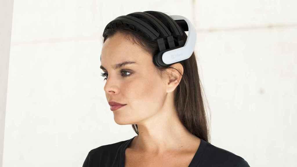 El 'wearable' de Bitbrain para mejorar la calidad del sueño es uno de los experimentos que forman parte de la primera edición de este programa europeo.