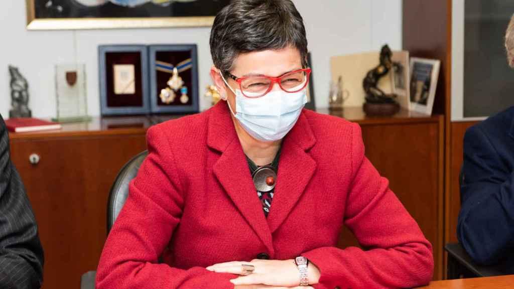 La ex ministra de Exteriores, Arancha González Laya, vuelve a sus raíces en Bruselas