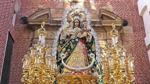 Nuestra Señora de los Remedios.