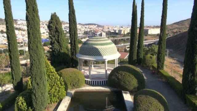 Una imagen del Jardín Botánico de la Concepción.