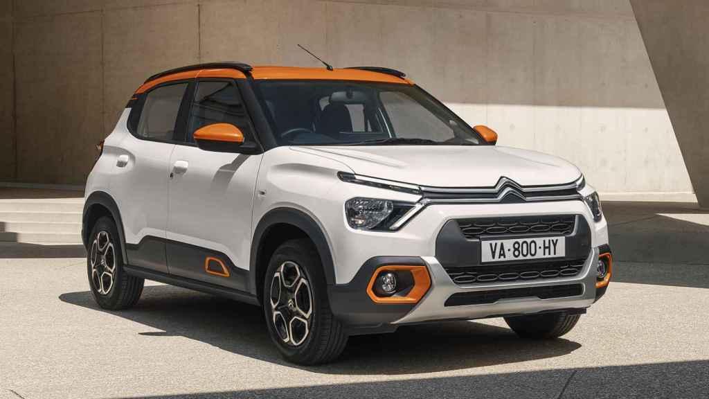 Este es el nuevo Citroën C3 para mercados emergentes.
