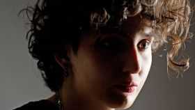 La escritora Fatima Daas.