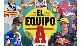 La portada del diario MARCA (18/09/2021)