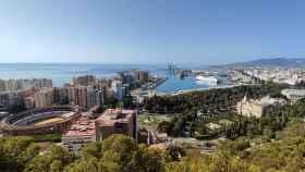 La subida al monte Gibralfaro de Málaga merece la pena
