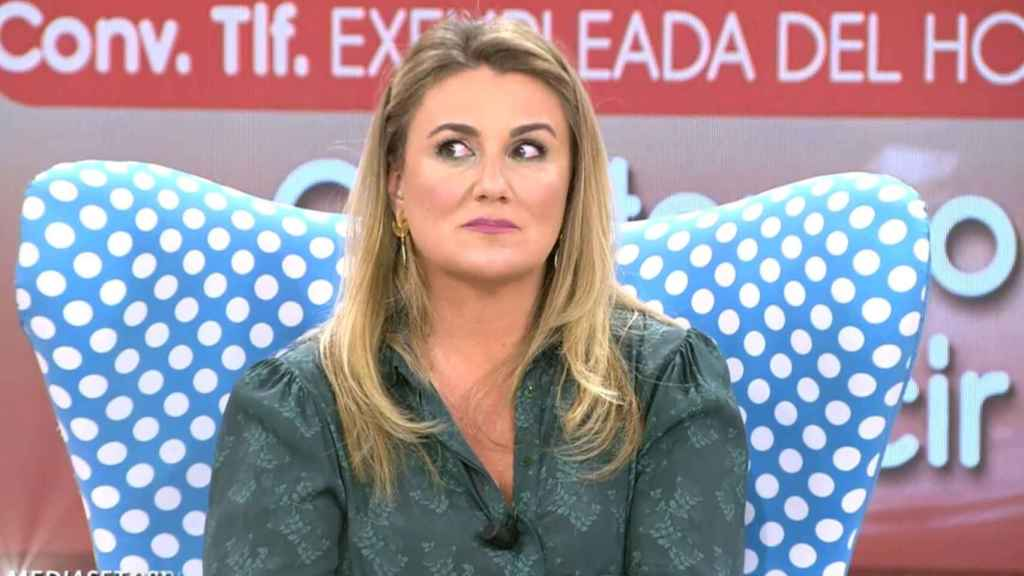 El monumental cabreo de David Valldeperas en 'Sálvame' por cortar la exclusiva del día