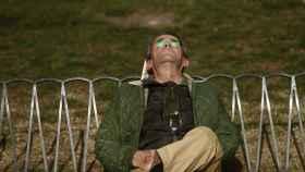 Archivo - Descanso, descansando, descansar, relax, relajación, estrés, tomando el sol,