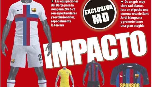 La portada del diario Mundo Deportivo (18/09/2021)