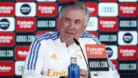 En directo | Rueda de prensa de Ancelotti previa al partido Valencia - Real Madrid de La Liga