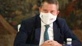 Emiliano García-Page, presidente de Castilla-La Mancha, en una imagen reciente.