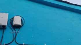 Comienzan a instalar la fibra óptica en el barrio de San Antón de Cuenca