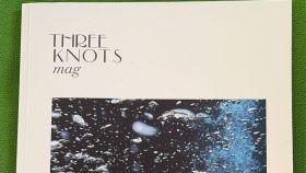 Desde Valencia, el primer número de Three Knots Magazine.