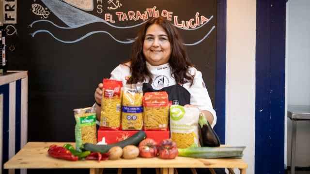 Los cinco paquetes de macarrones probados por Lucía Mora, cocinera profesional de El Tarantín de Lucía.