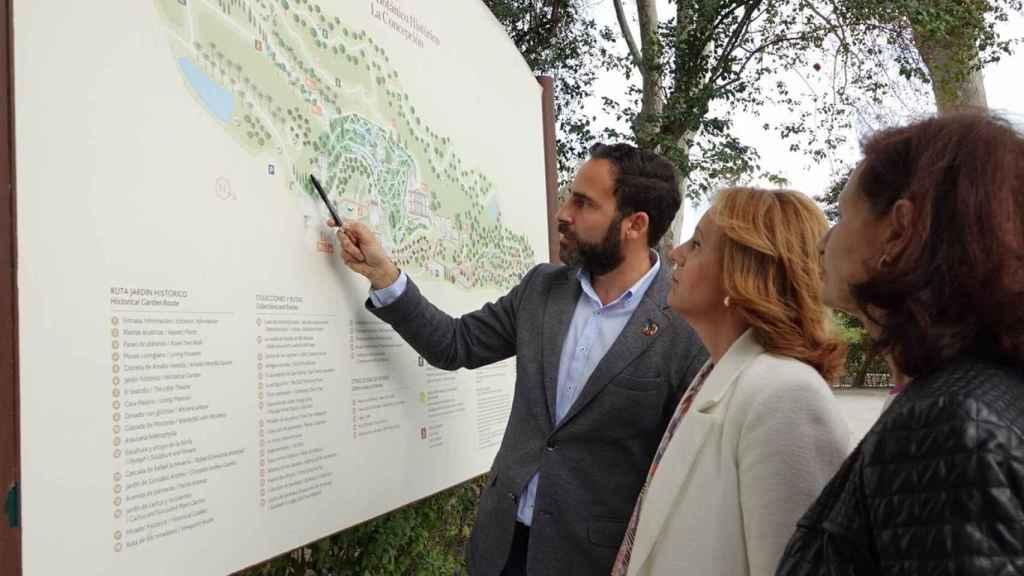 El PSOE pide desistir en el parque navideño en La Concepción para salvaguardar este BIC