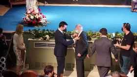 Homenaje de Rioseco a Rafael Peralta (2)