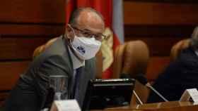 Luis Fuentes Pleno Cortes CyL 26 de mayo
