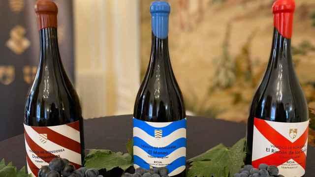 Vinos de Viñedo Singular de Bodegas Viñedos Sonsierra.