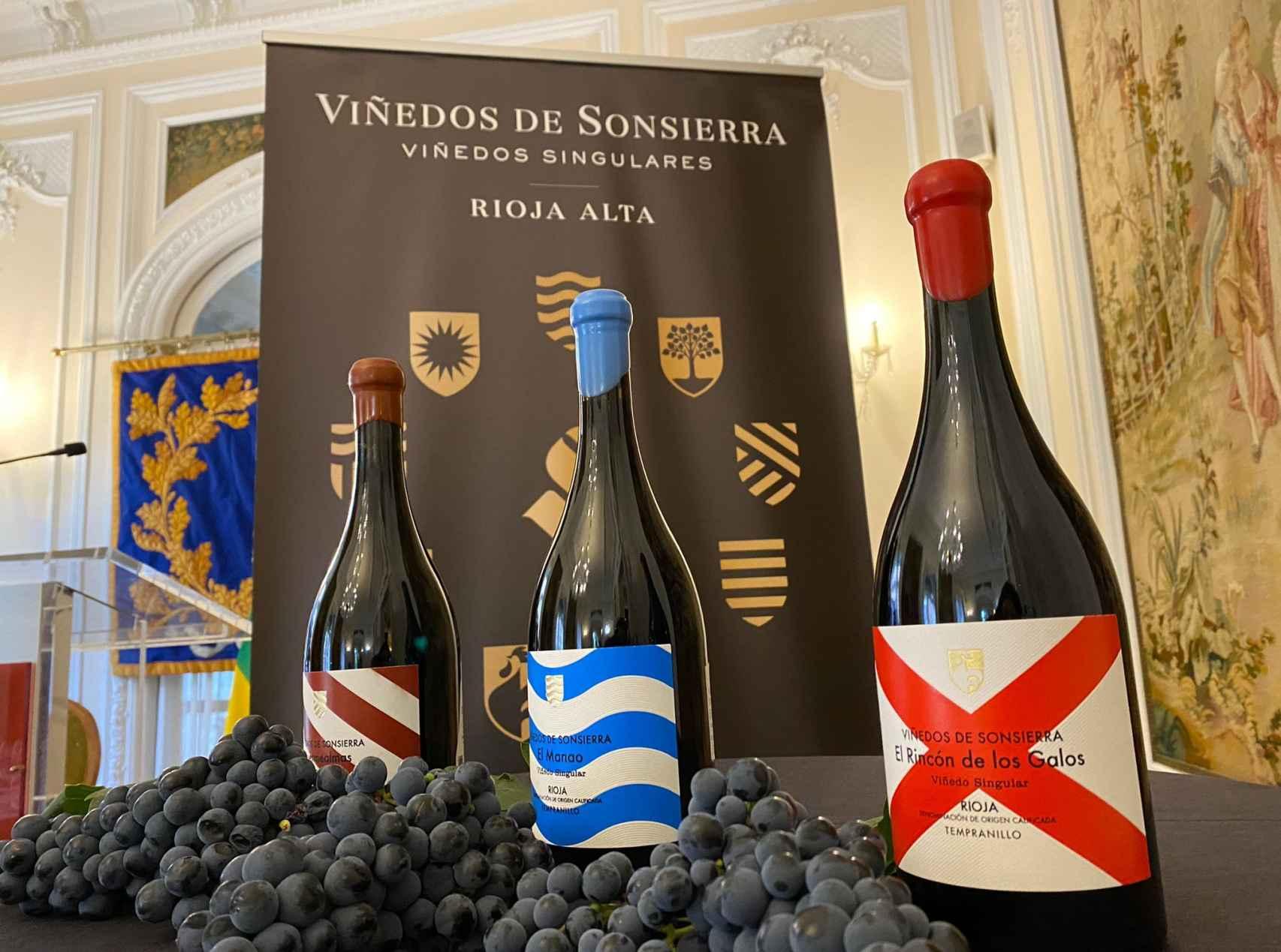 Viñedos de Sonsierra, Viñedos SIngulares.