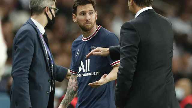Messi pide explicaciones a Pochettino por su sustitución