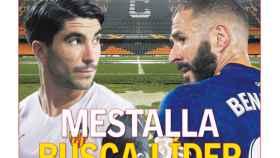 La portada del diario AS (19/09/2021)