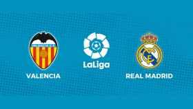 Streaming en directo   Valencia - Real Madrid (La Liga)