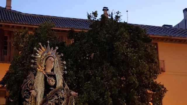 Amanecer para las cofradías de Málaga tras meses de abstinencia: llegan 13 imágenes a la Catedral