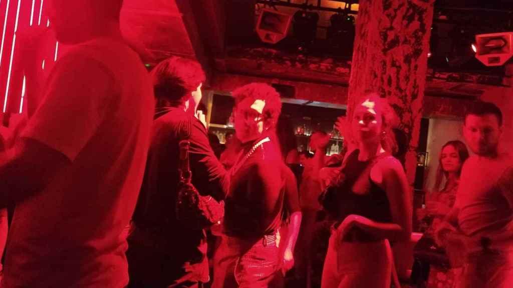 En la segunda discoteca también había pista de baile.