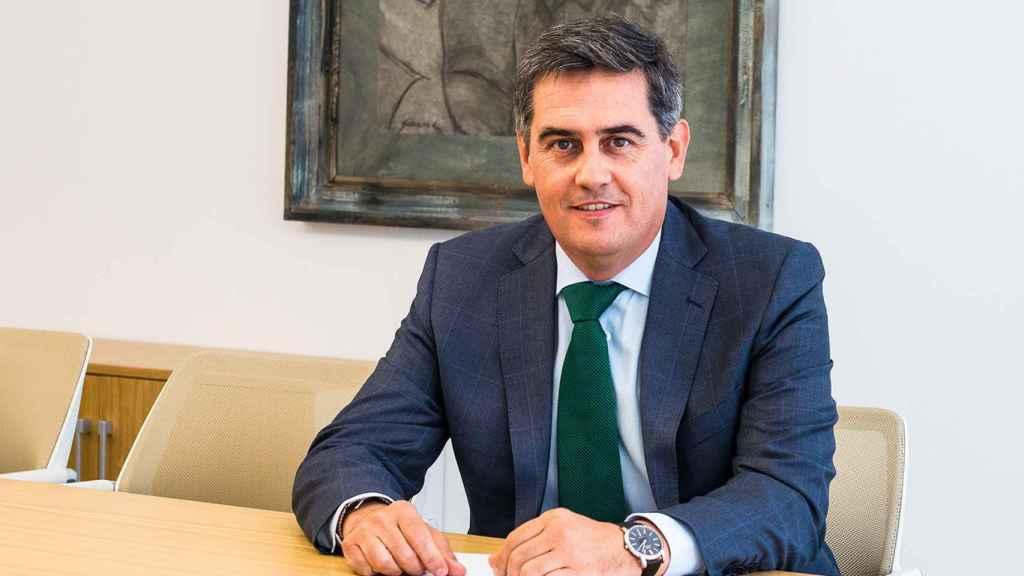 José Manuel García Bejines, Consejero Delegado de Entrepinares