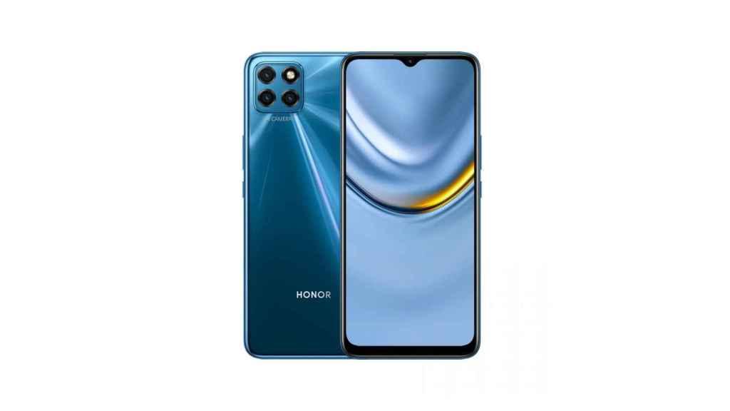 Honor Play 20 Pro azul