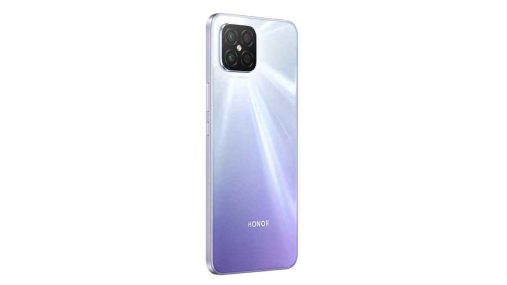 Honor Play 20 Pro lateral