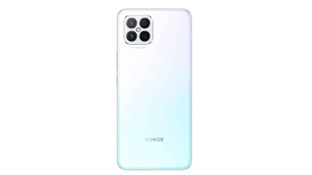 Honor Play 20 Pro parte trasera