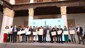 Premios a la Excelencia de los Servicios Públicos. Fotos: Ó. HUERTAS