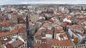 Valladolid contempla su historia desde las alturas de la Catedral
