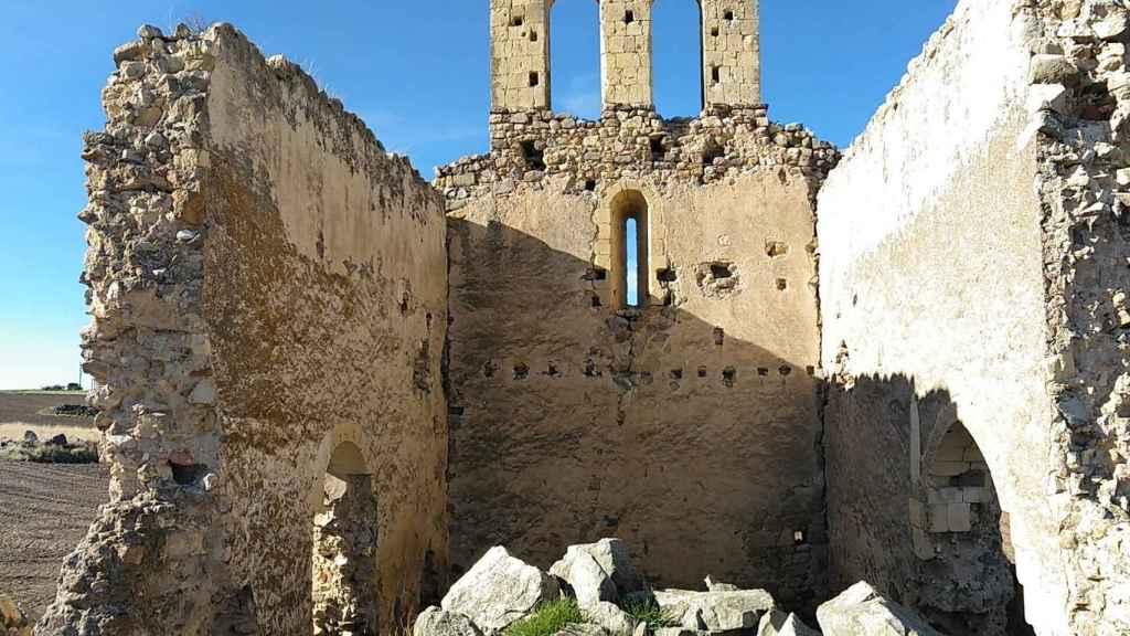 Iglesia San Medel en Segovia